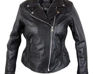 Cruiser Leather Motorcycle Jacket Shop