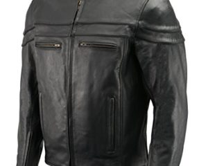 ec75521e1 Pockets | Leather Motorcycle Jacket Shop